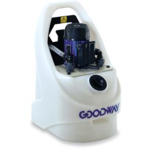 Goodway eliminación del sistema de escala