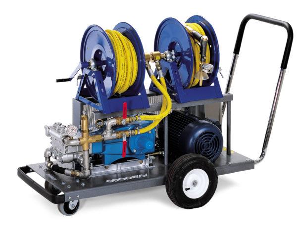 Goodway Sistema Limpiador para Superficie de Tubos de Condensador