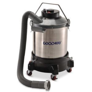 Goodway Aspiradora Limpiadora de Calderas Pirotubulares