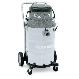 Goodway Aspiradora Industrial Húmeda-Seca con Motor Doble