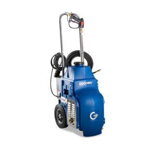 Goodway CoilPro® CC-201T, limpiador de bobinas con CoilShine-T