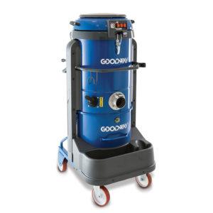 Goodway Aspiradora Industrial con Triple Motor