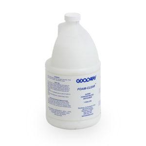 Goodway Solución de espuma Foam Clear